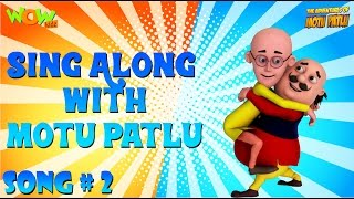 Motu Patlu Title Song - Vr.2