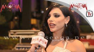 مروة نصر: مفيش مطرب نجح في التمثيل غير تامر حسني.. ولهذا السبب سأطرح أغنية لبنانية