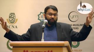 The Quran and Evolution by Dr. Yasir Qadhi