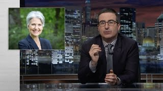 Why John Oliver's Attack on Jill Stein is Deceptive and Wrong