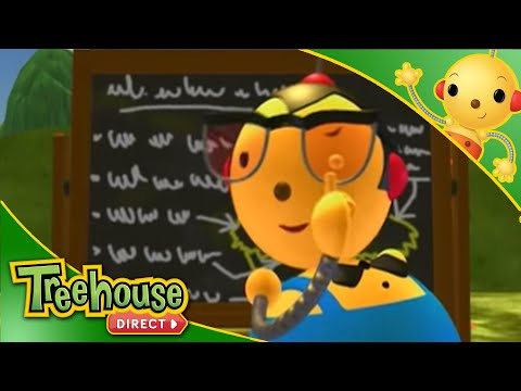 Rolie Polie Olie : April Fool's Day Compilation ! | Funny Cartoons for Kids by Treehouse Direct
