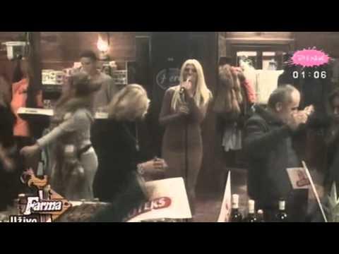 Jelena Karleusa - Casino (Live@Farma3, 14.12.2010.)