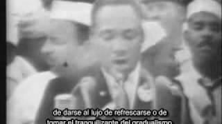 Yo tengo un sueño - I have a dream - M.L.King - 1° parte