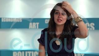 heba magdy شاهد كيف تعملت هبة مجدي في برنامج الحكم بعد المزاولة مع القناة الاسرائلية