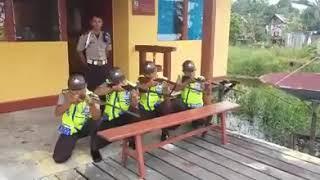 Video lucu polisi jaman now