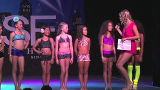 California Kisses Australian Model Search with Sophia Lucia - part 1