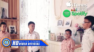 Lagu Lagu Sekolah Minggu ( Four Brothers ) - HIDUP, HIDUP, SELAMANYA,..( Official Music Video ) [HD]