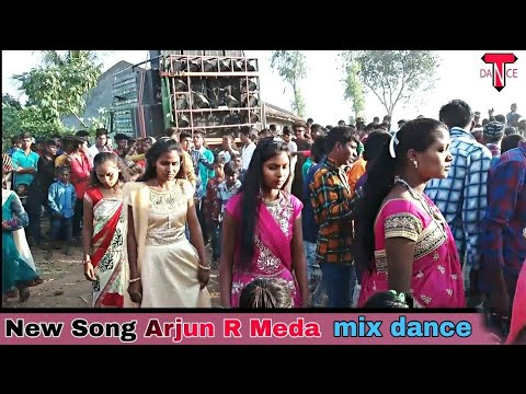 Xxx Mp4 Arjun R Meda New Song KEM Nathi Bolti Mix Timli Dance Adivasi Girls 3gp Sex