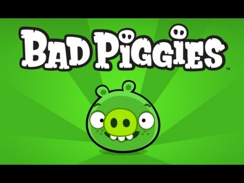 Bad Piggies All Levels Ground Hog Day Levels 3 Star Walkthrough 1 1 thru 1 IX