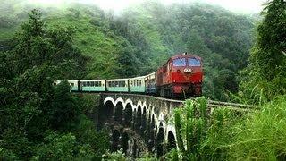 BBC Four - Indian Hill Railways (Episode 3/3) - The Kalka Shimla Railways (IRFCA)