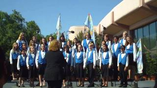 The Music Speaks for Me - Gulf Coast Children's Choir
