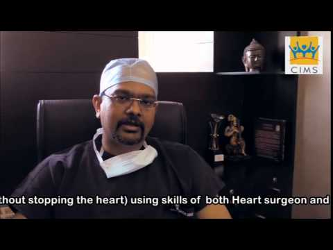 FIRST TAVR - Trans Aortic In India - Dr. Dhiren Shah & Dr. Milan Chag (CIMS HOSPITAL)