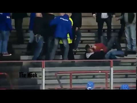 NHL Player Referee Fights Compilation HD