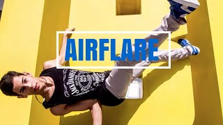 AIRFLARE II COMPLETED by student (part II)