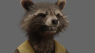 Guardians of the Galaxy: Rocket | VFX Making Of | Framestore