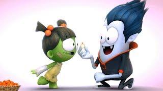 Funny Animated Cartoon   Spookiz   ❤️💍 Greatest Proposal Ever! 💍❤️   스푸키즈   Cartoon For Children