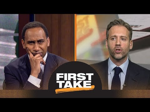 First Take reacts to Charles Barkley and Shaquille O Neal s coach player debate First Take ESPN
