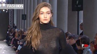 MAXMARA Milan Fashion Week Womenswear Fall Winter 2017 2018 - Fashion Channel