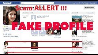 cara analisa foto profile FB, cegah akun palsu / SCAM ALLERT !!!