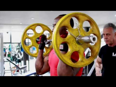 Trainer of Champions & Muscleworks Gym owner is back with The Gym Episode 12