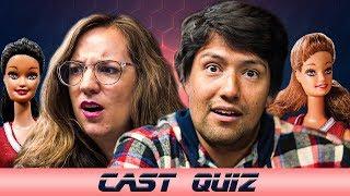Cast Quiz | Trisha vs Mackenzie