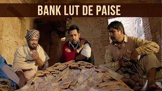 Bank lut de paise - Punjabi comedy | Jatt James Bond