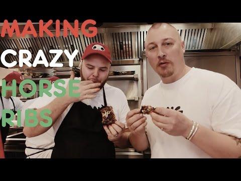Kong BBQ - Crazy Horse Ribs with Benjamin Cooper and Dan Briggs