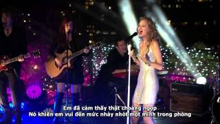 [Vietsub] NBC Thanksgiving Special: Speak Now Album Release Concert 2010 (Part 4)