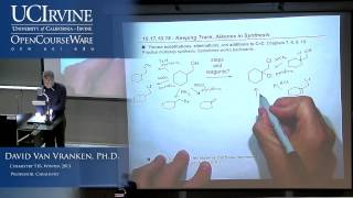 Organic Chemistry 51B. Lecture 09. Alkynes, Part 1.