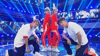 《LOVE SONG》 KARD(카드) - Ride On The Wind @인기가요 Inkigayo 20180805