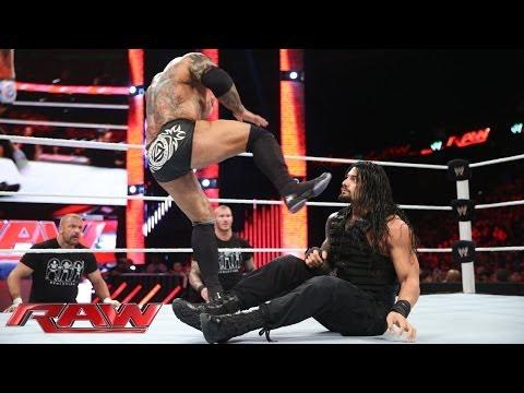 Xxx Mp4 Roman Reigns Vs Batista Raw May 12 2014 3gp Sex