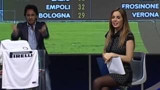 Diretta Stadio 7Gold Milan Inter 3-0 Tiziano Crudeli gode come un riccio!