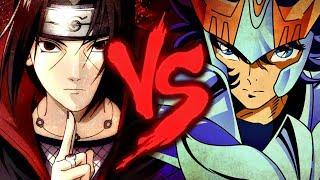 Itachi VS. Ikki de Fênix | Duelo de Titãs