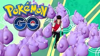 Pokemon GO Problems