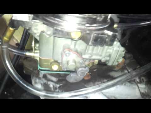 Silvio Carburadores Gol 1.8 Weber 495 Tldz do Paulinho