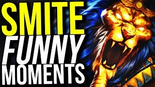 BLINK IS THE BEST ITEM IN SMITE! - SMITE FUNNY MOMENTS