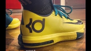 Nike KD VI Performance Review