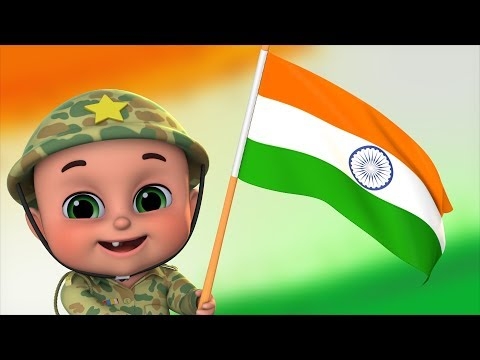 Xxx Mp4 15 August Song 2018 Independence Day Video Sare Jahan Se Acha By Jugnu Kids 3gp Sex