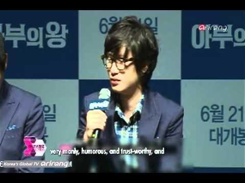 Xxx Mp4 Press Conference Of The Comedy Flick The King Of XXX Kissing Showbiz Korea 3gp Sex