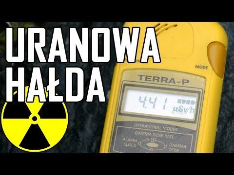Napromieniowana Hałda Uranowa w Polsce - Urbex History