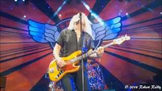 REO Speedwagon - Back On The Road Again - Dallas (08/31/14)
