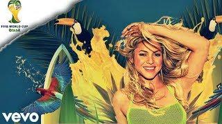 Shakira - La La La (Brazil 2014) ft. Carlinhos Brown (Spanish Version)