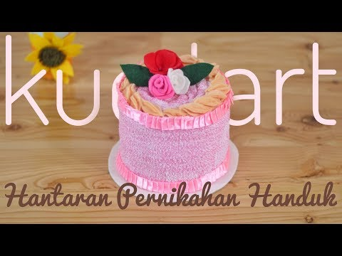 Xxx Mp4 Tutorial Menghias Hantaran Handuk Menjadi Kue Tart How To Make Towel Tart Cake 3gp Sex