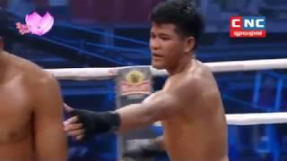 Puy Vannak, Cambodia Vs Orono, Thai, Khmer Boxing 7 october 2018