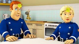Sam el Bombero Español 🌟El Ayudante De Mamá - 1 hora capitulos completos 🔥Dibujos animados