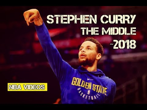 Stephen Curry Mix 2018 - The Middle