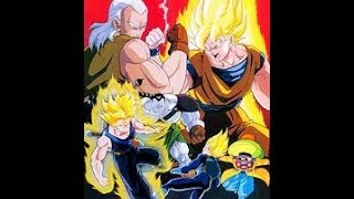 Z-fighters vs Android 13
