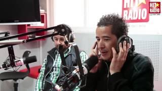 HATIM H-KAYNE AU JEU DU QUESTIONNAIRE NORMAL/PAS NORMAL SUR HIT RADIO