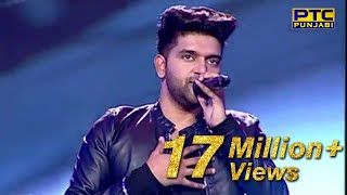 Guru Randhawa singing 'Patola' | Live Performance in Voice of Punjab 6 I PTC Punjabi