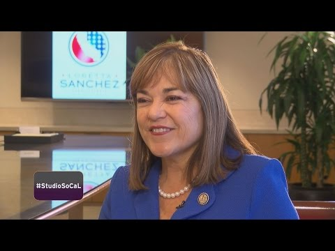 Xxx Mp4 Congresswoman Loretta Sanchez A Latina Trailblazer 3gp Sex
